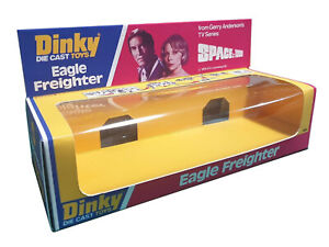 Dinky Toys 360 Space 1999 Eagle Freighter Repro Box