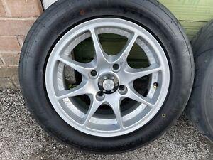 Ford 14 inch alloy wheels