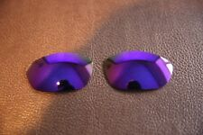 PolarLenz Polarized Purple Replacement Lens for-Oakley Straight Jacket 2007+