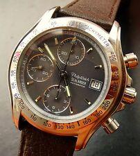 Philip Watch sealander Valjoux 7750 Marini 200m Automatico Cronografo Uomo