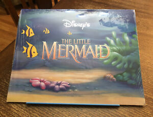Disney's The Little Mermaid Exclusive Lithograph Portfolio 4 Lithographs New