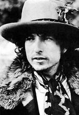 Bob Dylan Poster, Folk Rock Legend