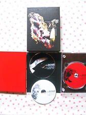 the GazettE 3DVD THE NAMELESS LIBERTY AT 10.12.26 TOKYO DOME LTD Edition JAPAN