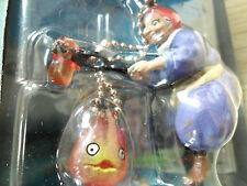 Howl's Moving Castle Figure SOPHIE Keychain,Hayao Miyazaki,Cominica, Ghibli,NEW