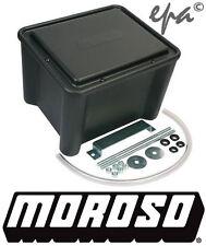 "MOROSO SEALED PLASTIC BATTERY BOX 13.5"" X 11.250"" X 9.625"" BLACK MO74051"