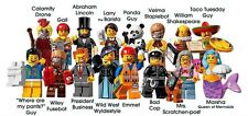 New Lego Movie Minifigures Assorted Individual Figures Blind Bag 2014