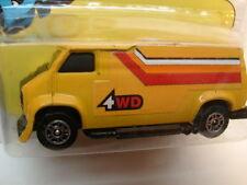 1983 METTOY CORGI JUNIORS DIE-CAST #185 4WD HOT ROD CUSTOM VAN MOC