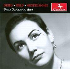 Grieg; Field; Mendelssohn, New Music