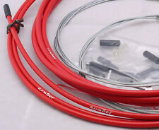 Jagwire Red Bicycle Cables Housing Equipment Ebay