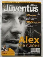 HURRA' JUVENTUS N. 10 OTTOBRE 2002 + POSTER SQUADRA DEL PIERO RECORD DI VAIO