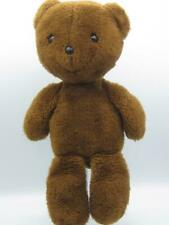 Plush Teddy Bear Stuffed toy Knickerbocker made in Haiti 16 in Distinction