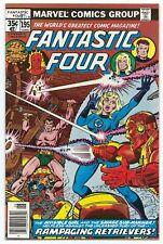 FANTASTIC FOUR #195 June 1978 MARVEL (1961) NM 9.4 W PEREZ Cover SUB-MARINER B/O