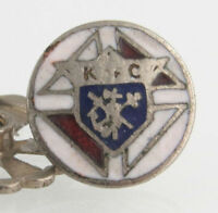 K of C Vintage Fraternal Pin Badge - Member Collectible