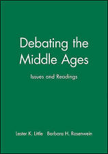 Debating the Middle Ages: Issues and Readings, Good Condition Book, , ISBN 97815
