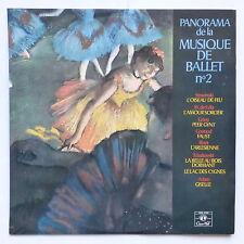Panorama de la musique de ballet 2 Oiseau de feu STRAVINSKI  Amour sorcier FALLA