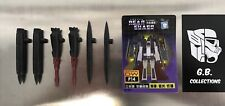Transformers Dr. Wu DW-P14 Rear Guard Coneheads Add-On 3-Pack NEW NOT SEALED