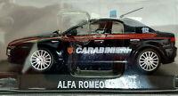 Alfa Romeo 159 2006 Carabinieri - Scala 1:43 - Atlas - Nuovo