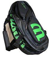 New listing Wilson 15 Pack Green & Black Bag