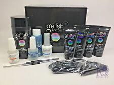 SALE!! GELISH POLYGEL_MASTER KIT_Package INCLUDES_4 colors_Slip Sol_Brush_& More