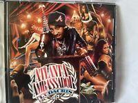 Mixtape Cd: 2010 Atlanta Ambassador: Ludacris- Official Mixtape ATL Southern