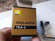 New Nikon TRA-2 Tripod Adapter
