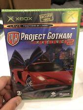 project gotham racing 2 xbox neuf