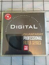 Quantaray 72mm Professional Polarizing Filter REDUCTION!