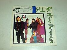 "EDIE BRICKELL & THE NEW Bohémiens-Cercle - 1998 allemand 7"" JUKE BOX SINGLE"