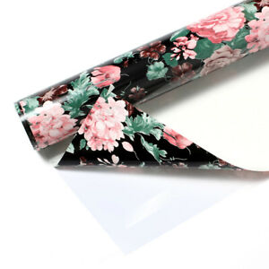 Flower Type PU Heat Transfer Vinyl-Cutting Vinyl-Heat press Vinyl Iron on Vinyl