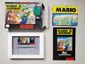 MARIO IS MISSING - SNES Super Nintendo NTSC-U USA - CIB