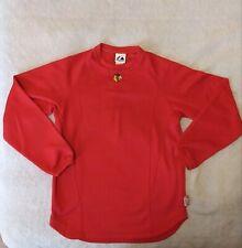 Chicago Blackhawks Majestic Therma Base Long Sleeve Shirt Mens Size Medium