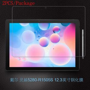 2X PREMIUM Tempered Glass Screen Protector for DELL VENUE 11 PRO 10.8 Venue 8