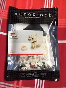 Nanoblock NBC_005 Terrier