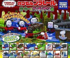 Takara Tomy capsule Plarail Thomas & Friends Percy is perseverance Full Set 17pc