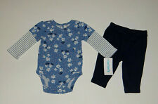 NWT, Baby girl clothes, 18 months, Carter's 2 piece set/  ~~SEE DETAILS ON SIZE~