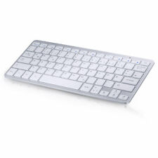 CSL Mini Wireless 2,4Ghz Tastatur / Keyboard im Slim Design | QWERTZ Layout