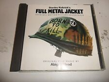 CD Full Metal Jacket di Abigail Mead (1987) - COLONNA SONORA