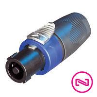 Neutrik NL4 FX speakON 4 Pole Cable Connector (Qty 1)