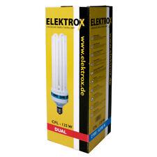 Elektrox 125-W 125-Watt Dual CFL ESL Wuchs Blüte 2100K Pflanzenlampe