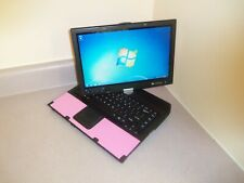 SUPER! PINK GATEWAY CONVERTIBLE LAPTOP&TABLET WIN10 DUAL CORE 2.0G,3G,160G,DVDRW