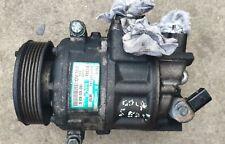 VW Golf Mk5 1.9tdi Air Con Compressor pump 1K0 820 803 G 1K0820803G
