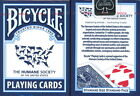 CARTE DA GIOCO BICYCLE THE HUMANE SOCIETY OF U.S.A. poker size
