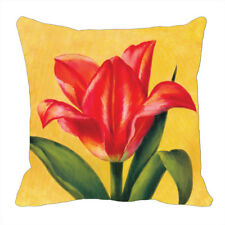 "Flower Printed Cushion Cover Sofa Home Décor Pillow Case-12"" 16"" 18"" 20"" & 24"""