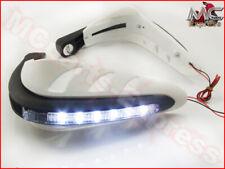 Moto LED Bianco Protezioni Mano - Yamaha XT 600 660 Z Ténéré