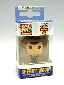 Funko Pop Vinyl Figurine Disney Pixar Keychain Woody