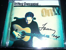 Tommy Emmanuel Only Signed Autographed (Australia) CD – Like New