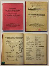 Sprach-Leitfaden Der Gaststättenwerker Französische Ausgabe Handbuch Gastronimie