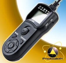 Neues AngebotJJC TM-F Timer Fernauslöser Fernbedienung für Sony RM-S1AM / Minolta RC-1000