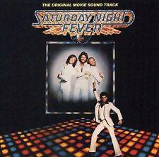 Saturday Night Fever CD Original Soundtrack Sealed New!