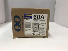 QO260NATR SCHNEIDER ELECTRIC Molded Case Switch 240-Volt I-Phase 60-Amp Nema-3R